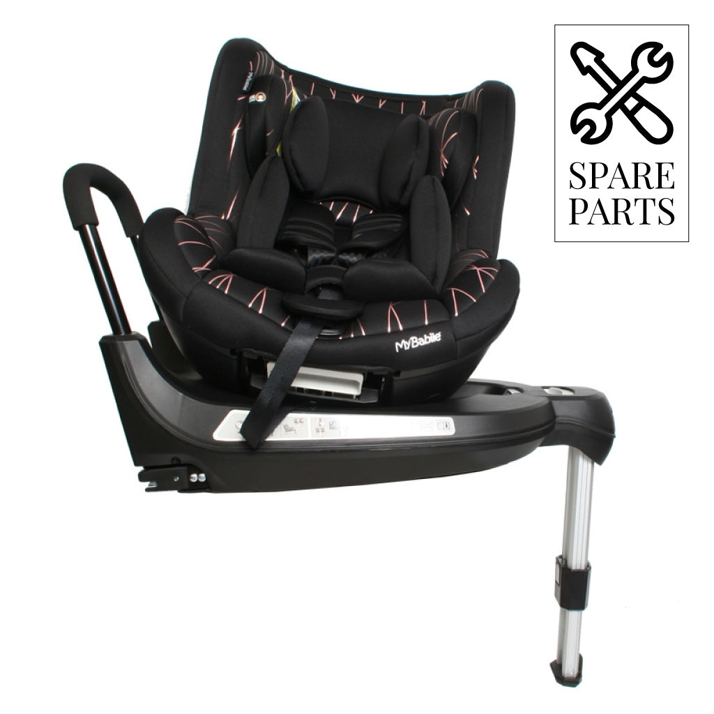 Spare Parts for My Babiie Orbit Group 0+/1 Rose Gold Spin Car Seat