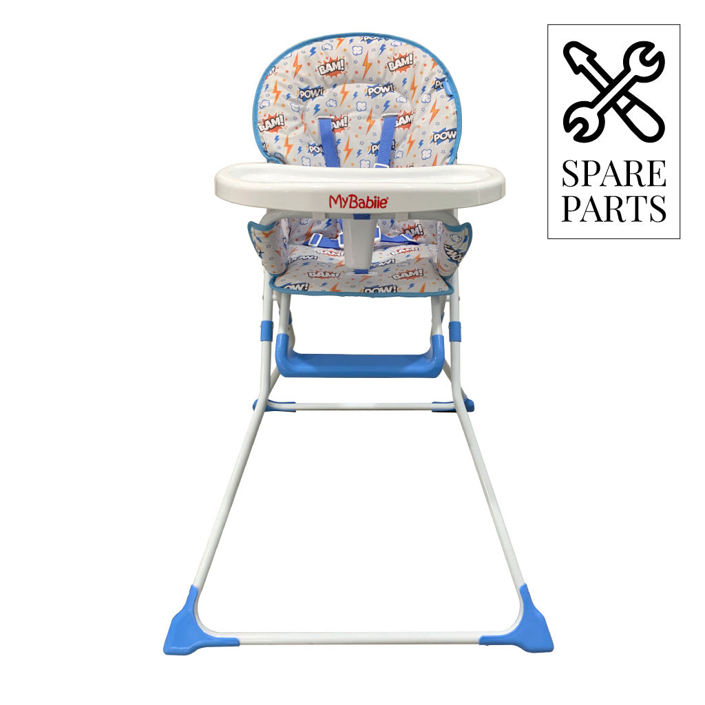 Spare Parts for My Babiie Bam Compact Highchair