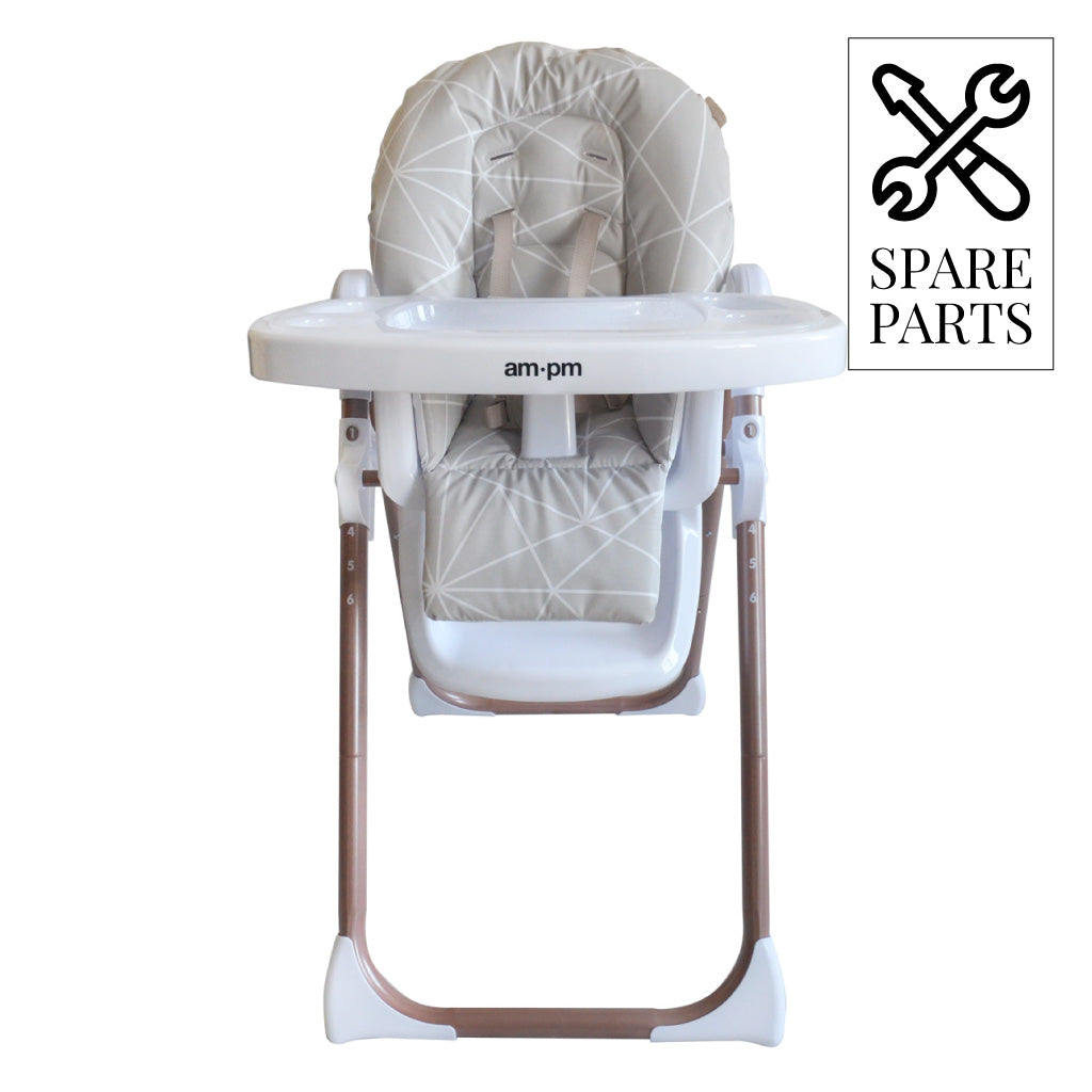 Spare Parts for Christina Milian Mocha Geo Highchair