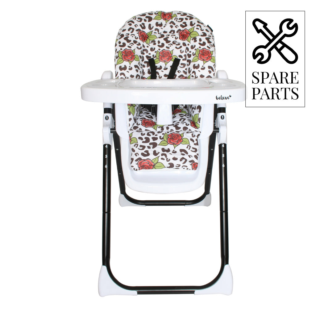 Spare Parts for Katie Piper Rose Leopard Highchair