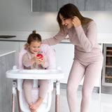Samantha Faiers Rose Gold Blush Tropical Premium Highchair