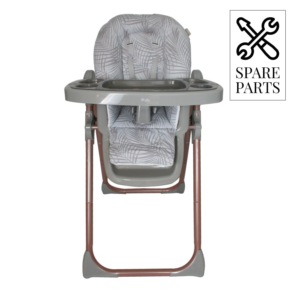 Spare Parts for Samantha Faiers Grey Tropical Highchair