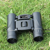 Binoculars 40x22 HD with 2000M Long Range Folding Mini Telescope BAK4 FMC Optics