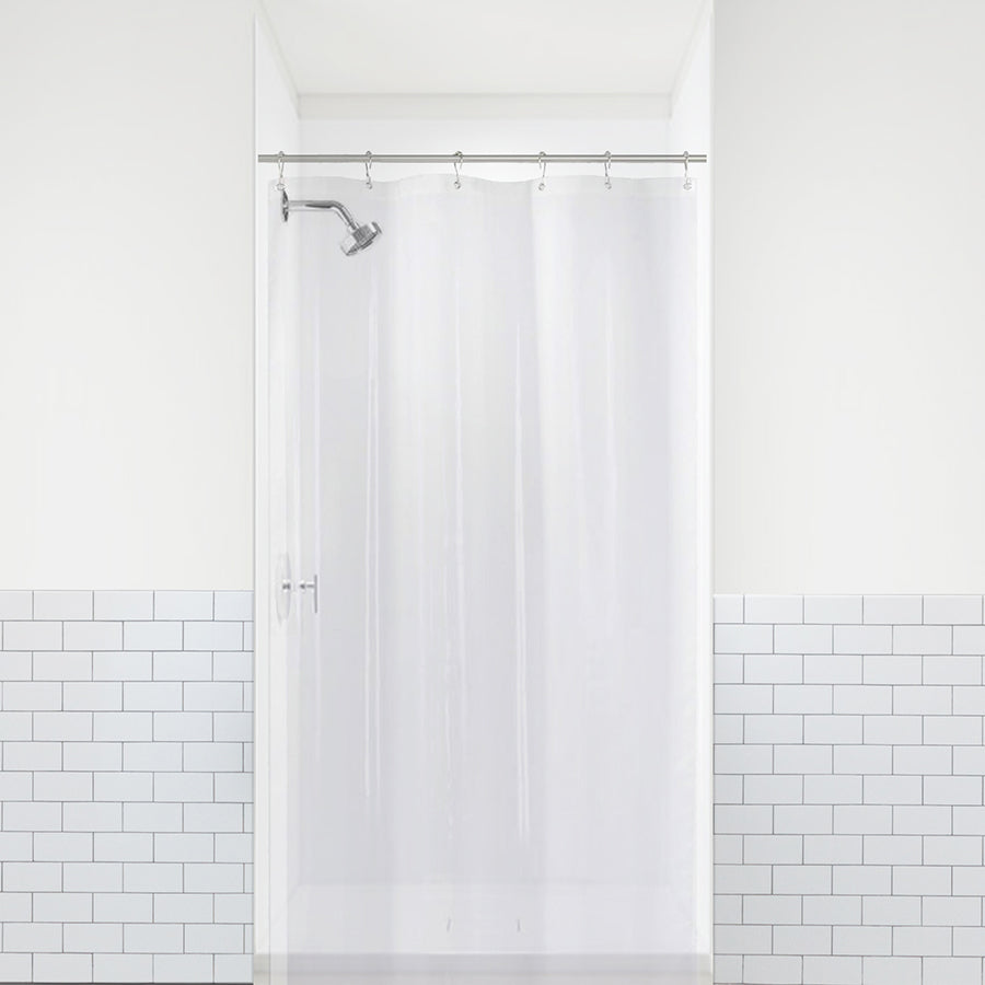 2-Pack of Liba Shower Curtains