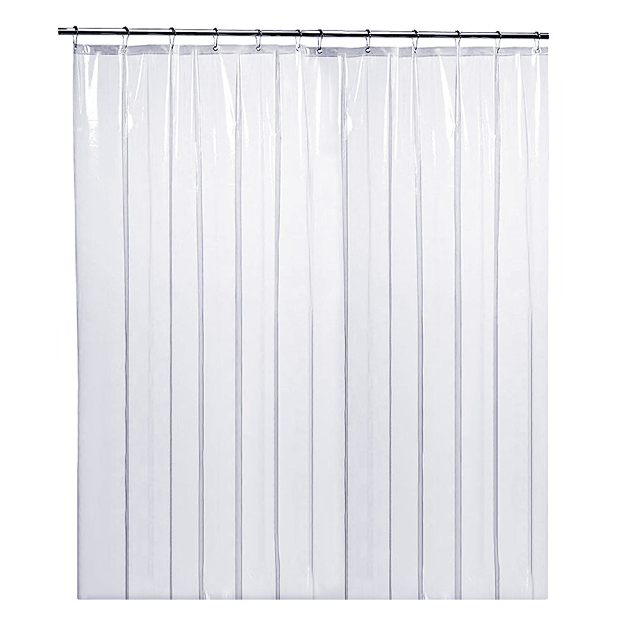 2-Pack of Liba Shower Curtains in Clear