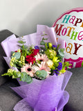 Mother's Sweet Love Flower Bouquet (Mother's Day 2021)
