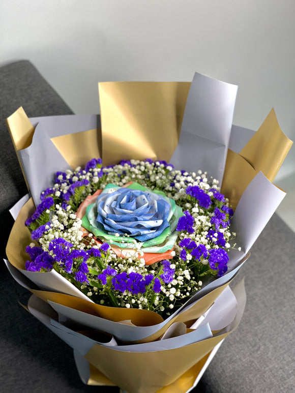 Mother's Money Surprise Bouquet (Mother's Day 2021)