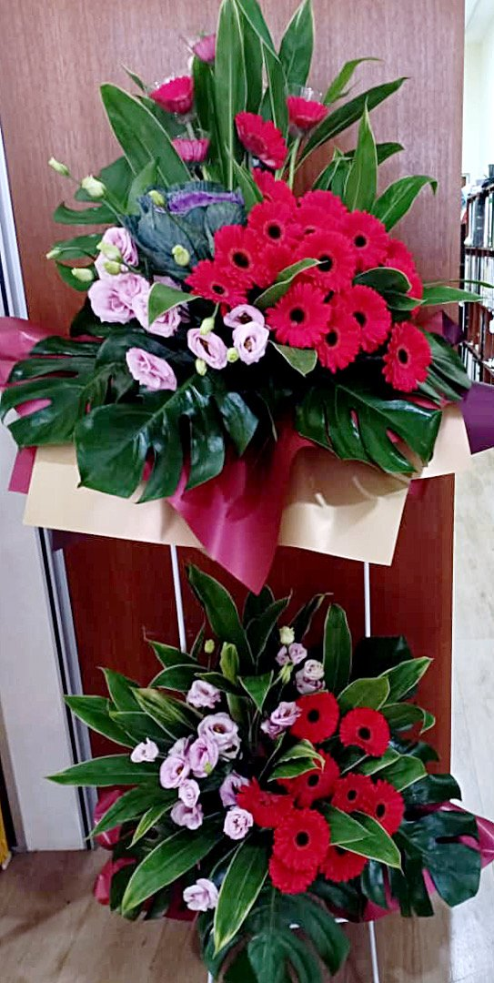 Flower Stand 6 - Carnations Florist Malaysia