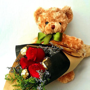 First Love - Carnations Florist Malaysia