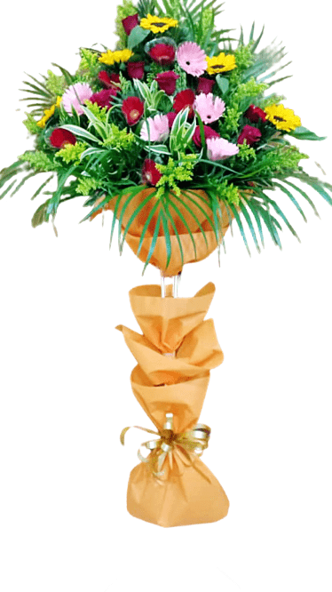 Flower Stand 1 - Carnations Florist Malaysia