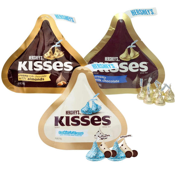 Hershey Kisses Pack of 32pcs - Carnations Florist Malaysia