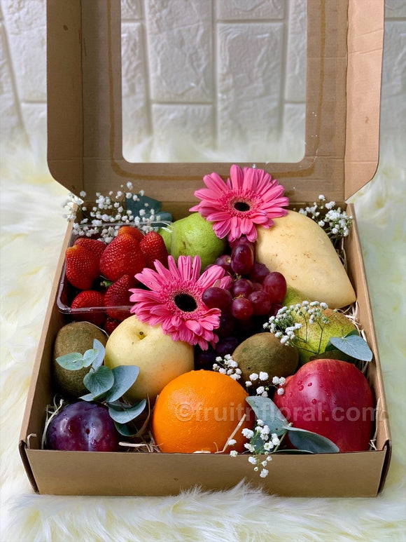 Fruit Lover Box B - Carnations Florist Malaysia