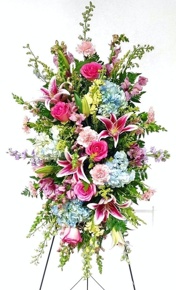 Flower Stand 7 - Carnations Florist Malaysia