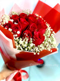 Red Ruby Bouquet