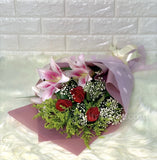 Love at First Sight - Carnations Florist Malaysia