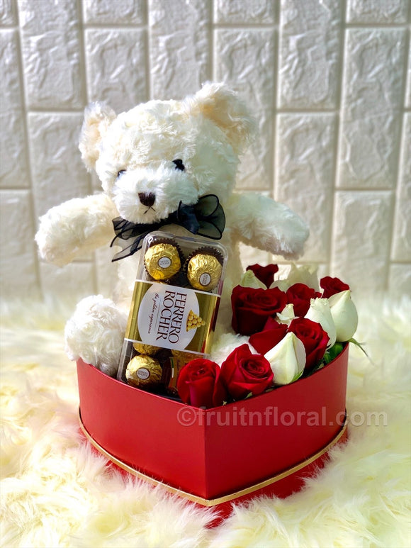 Sweet Love - Carnations Florist Malaysia