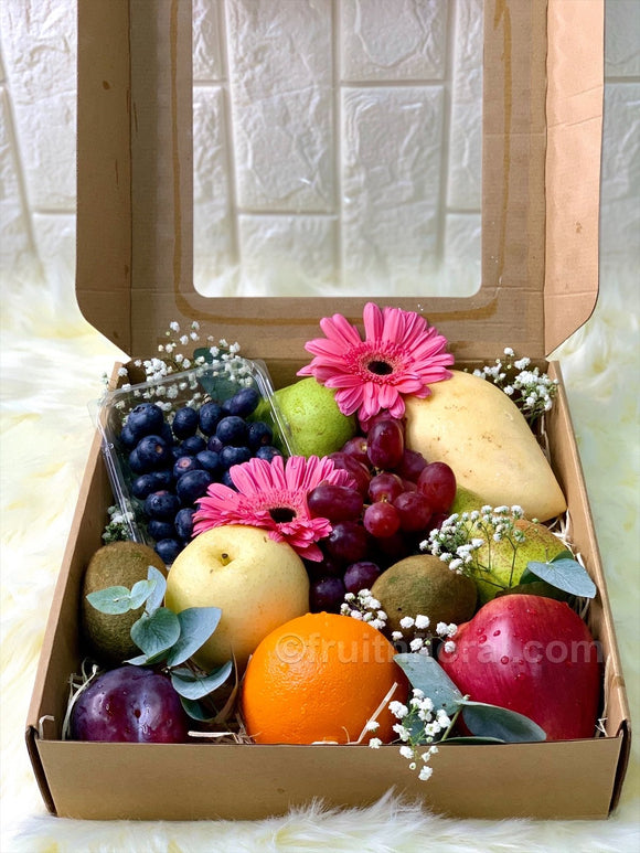 Fruit Lover Box A - Carnations Florist Malaysia