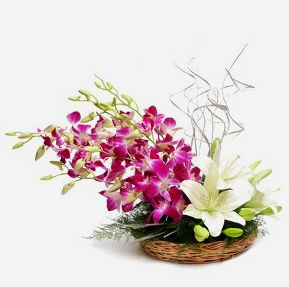 Orchid Lover - Carnations Florist Malaysia