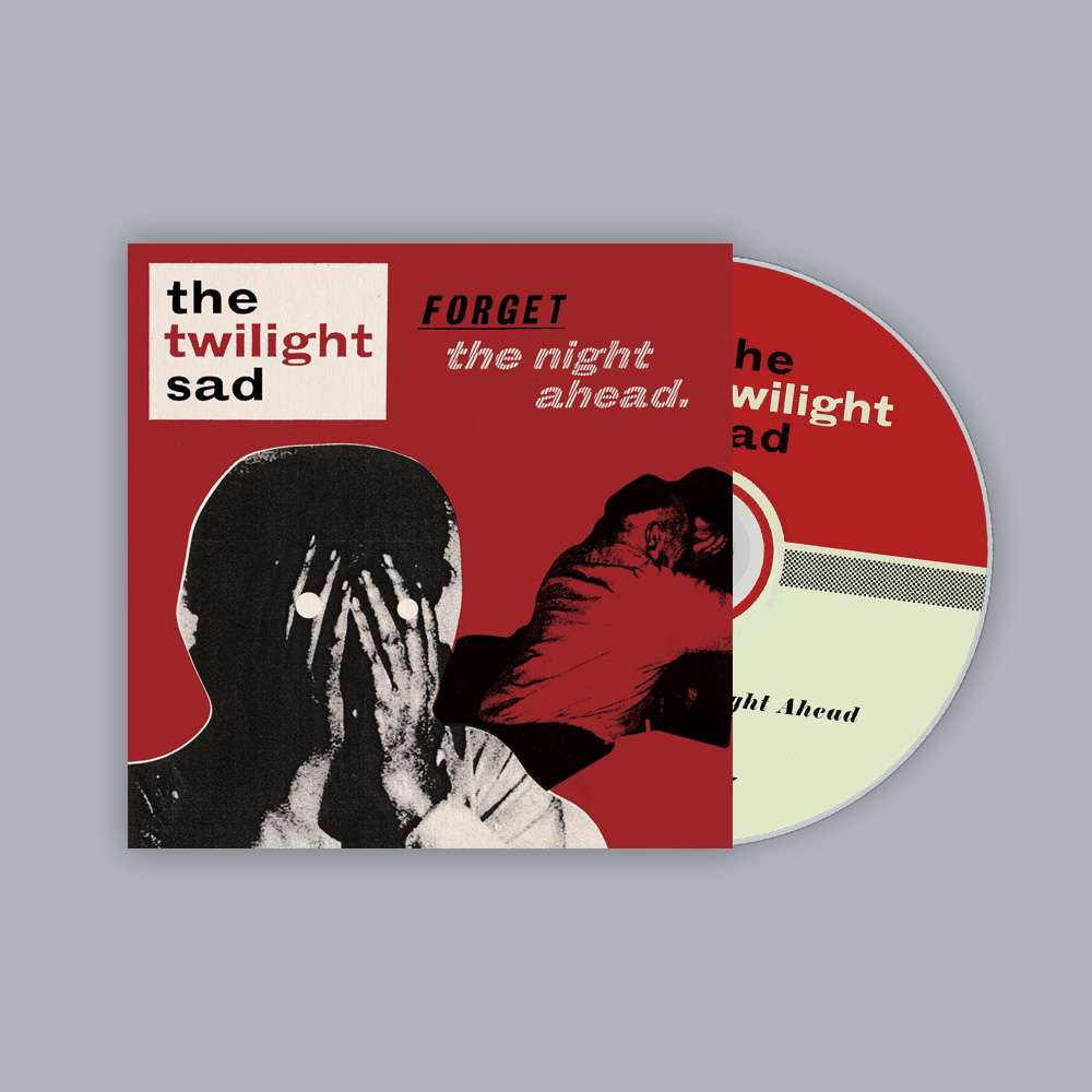 Forget The Night Ahead | CD