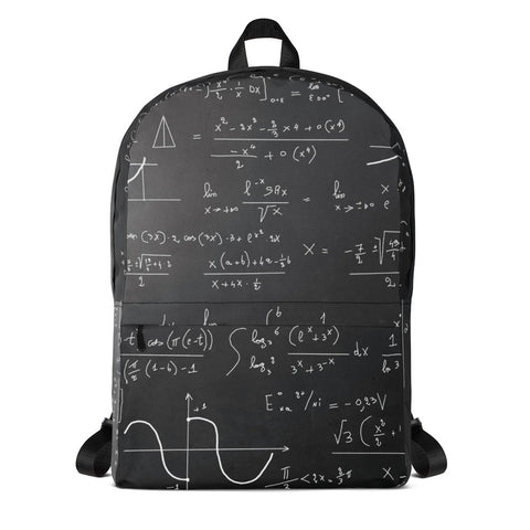 Math Backpack