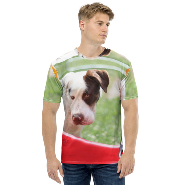 Bernie Dog Men's T-shirt