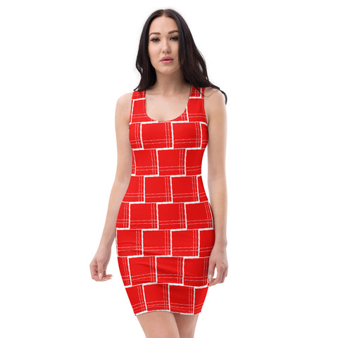 Red Box Dress