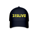 315Live Fitted Hat - navy
