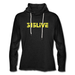 315Live - Unisex Lightweight Terry Hoodie - charcoal gray