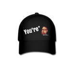 Matt Masur You're* - Baseball Cap Fitted Hat - black