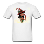 Holiday Girl by Liz B - Unisex Classic T-Shirt - white