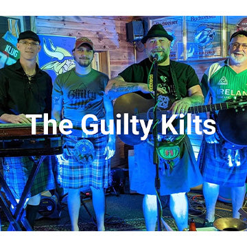 St. Patrick's Day Drive-In Event with The Guilty Kilts