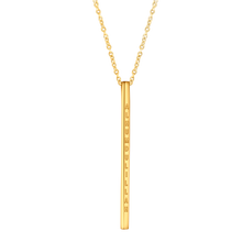 Load image into Gallery viewer, Alhumdulillah Bar Necklace