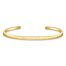 Load image into Gallery viewer, Allah Is Enough For Me Bracelet