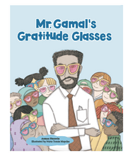 Load image into Gallery viewer, Mr. Gamal's Gratitude Glasses