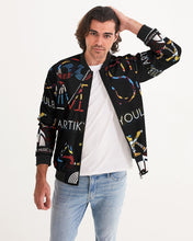 Load image into Gallery viewer, Artikyoul8 Men's Bomber Jacket