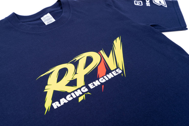 RPM Adult T-Shirt In Navy