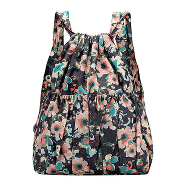 Fashion Vinatge Drawstring Backpacks