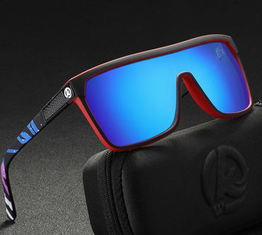 Polarized Elastic Paint Surface Sun Glasses Women Suitable