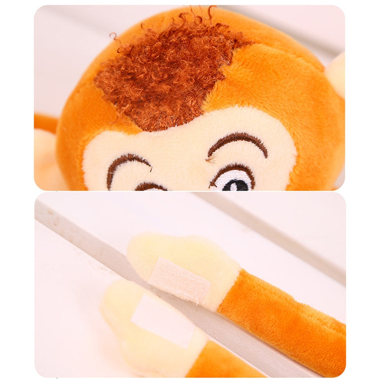 Long Arm Tail Monkey Stuffed Doll