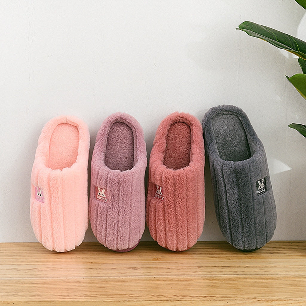 Couples Rabbit Home Slipper Indoor