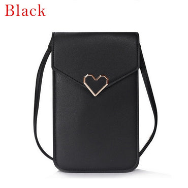 Women's Touch Screen Cell Phone Purse Bag
