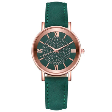 Women's Watch Luxury Male Female Quartz