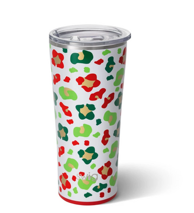 Jingle Jungle Swig 22oz Tumbler