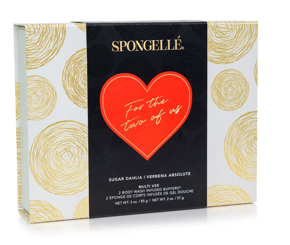 Spongelle FOR THE TWO OF US GIFT SET