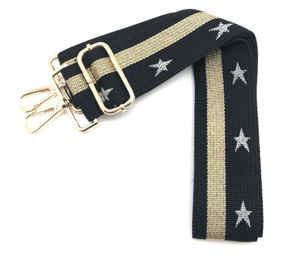 Canvas Stars & Stripes Strap