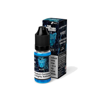 10mg Blue Panther by Dr Vapes 10ml Nic Salt (50VG-50PG)