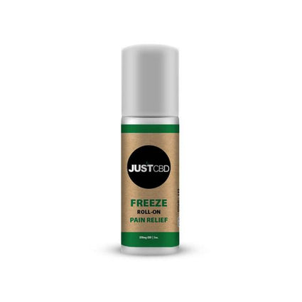 Just CBD Freeze Roll on Pain Relief 350mg CBD