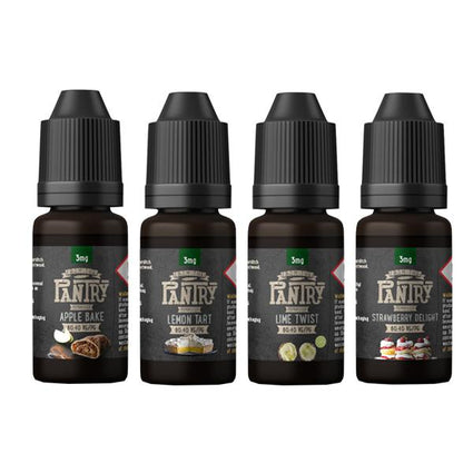 From the Pantry 18mg 10ml E-Liquid (60VG/40PG)