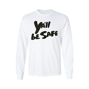 OUT HERE LS T-SHIRT
