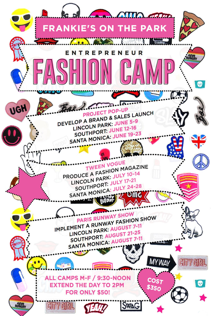 Fashion Camp 2017